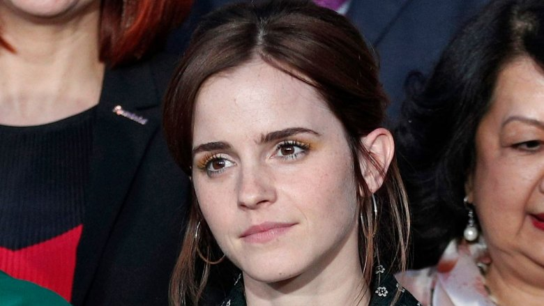 The Real Reason Emma Watson Took A Break From Movies