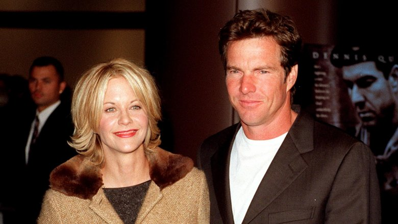 Meg Ryan and Dennis Quaid