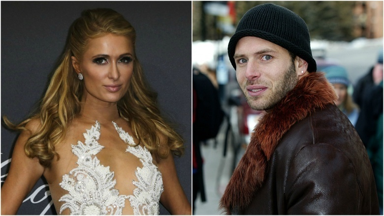 Paris hilton suck rick salomon