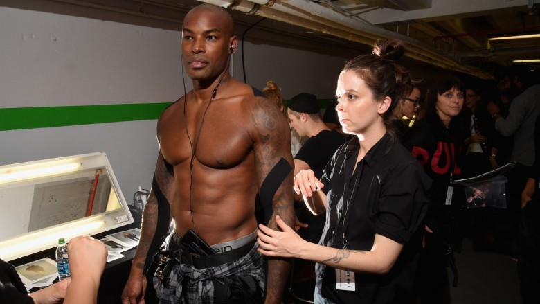 why we don u0026 39 t hear about tyson beckford anymore