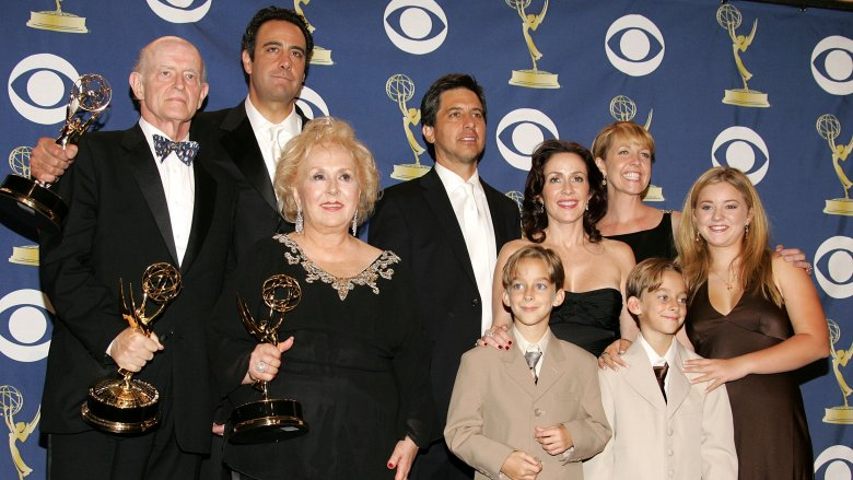 Everybody Loves Raymond cast at the Emmys