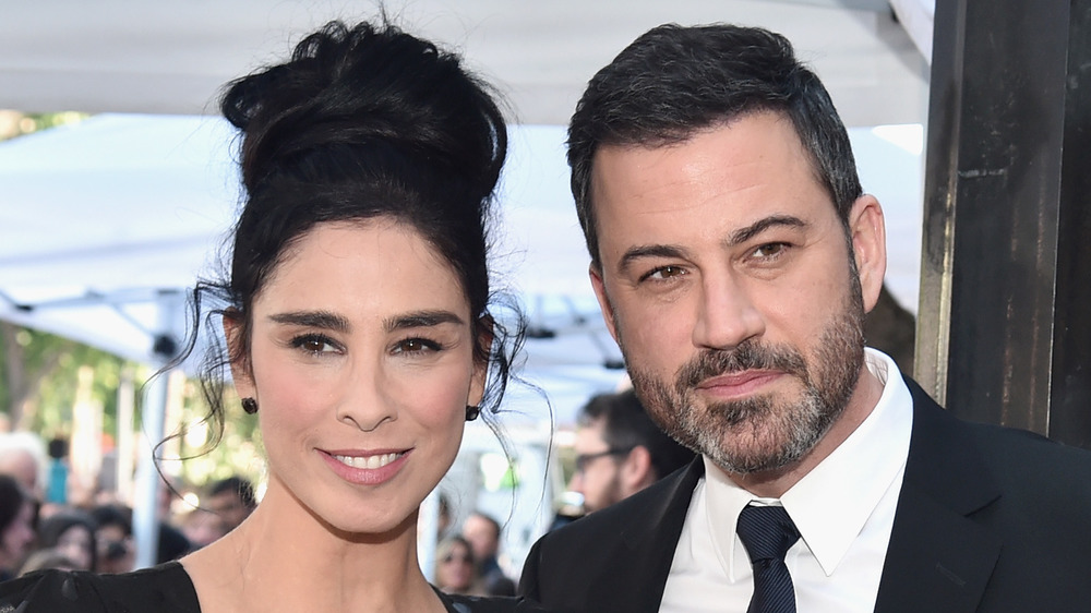 The Reason Jimmy Kimmel Allegedly Left His First Wife The pair married last july. https www nickiswift com 290179 the reason jimmy kimmel allegedly left his first wife