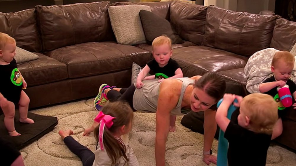 outdaughtered stars diet and fitness plan