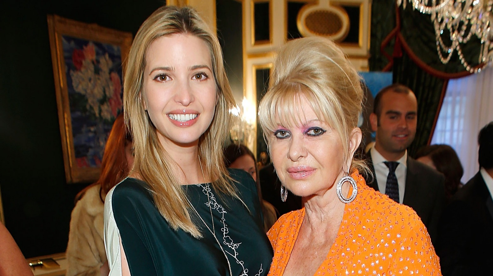 The Truth About Ivanka Trump's Relationship With Her Mother Ivana