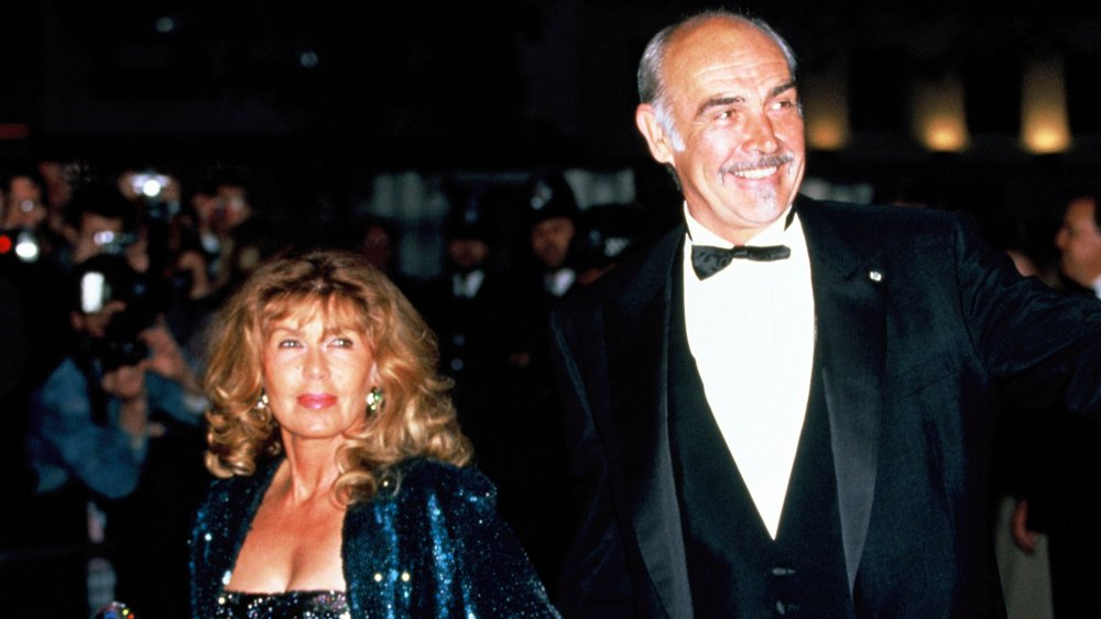 The truth about Sean Connery's marriage
