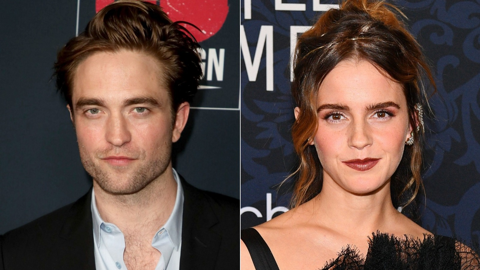 Emma watson and robert pattinson dating creative dating headlines