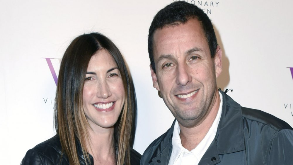The untold truth of Adam Sandler's wife