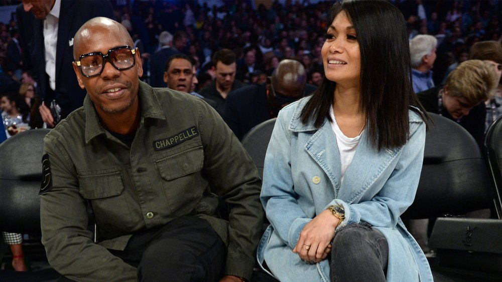 the untold truth of dave chappelle s wife the untold truth of dave chappelle s wife