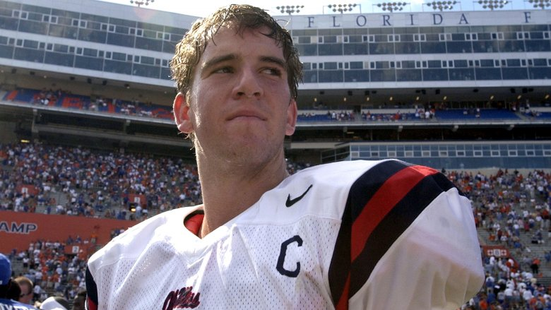the latest 1afb8 2676d The untold truth of Eli Manning's wife