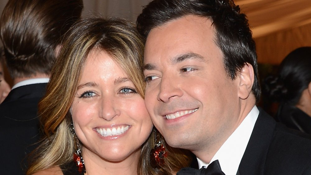 The untold truth of Jimmy Fallon's wife