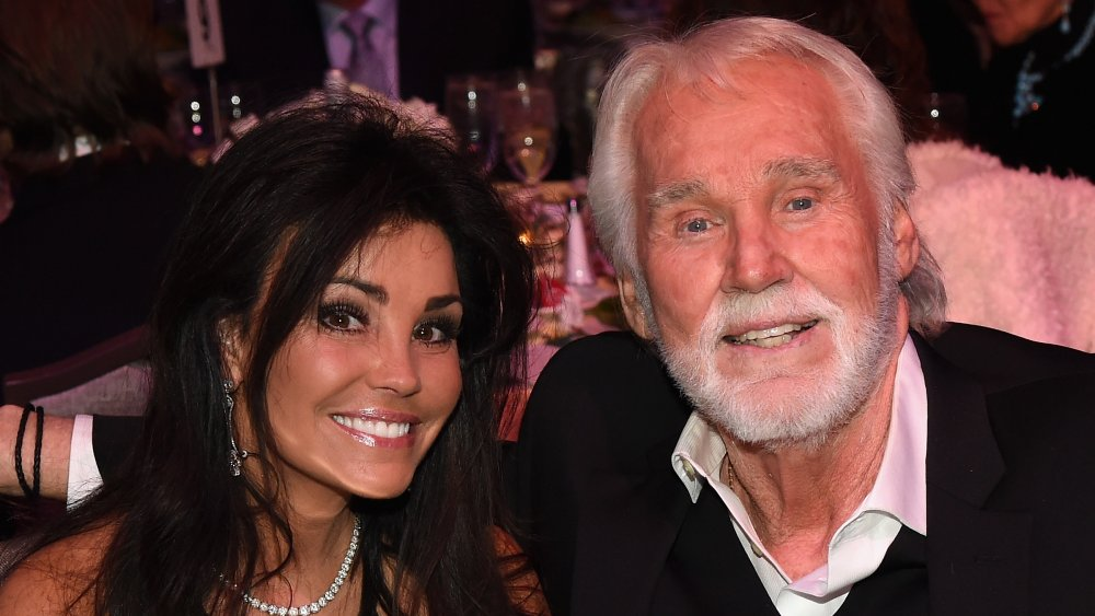The untold truth of Kenny Rogers' wife, Wanda Miller