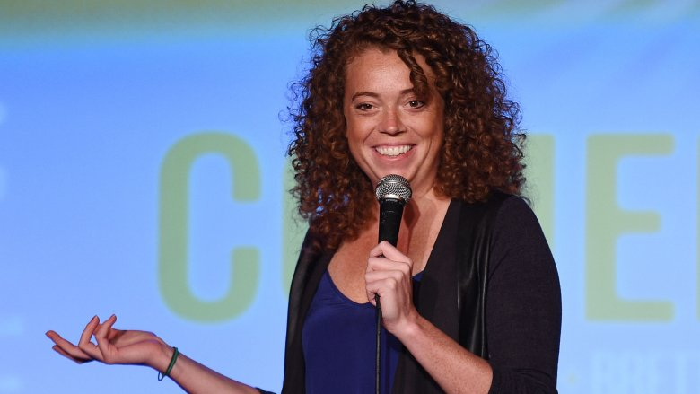 Michelle Wolf And Beastiality