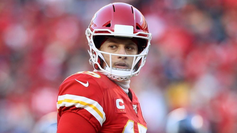 The untold truth of Patrick Mahomes