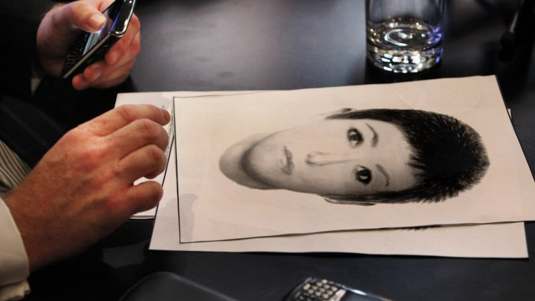 Police sketch of suspect in Madeleine McCann disappearance