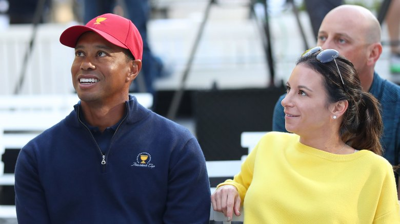 a9e0f4b7 The untold truth of Tiger Woods' girlfriend