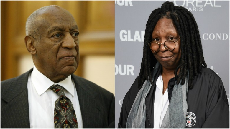 Bill Cosby, Whoopi Goldberg