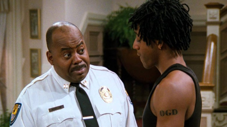 Carl Winslow, OGD from Family Matters