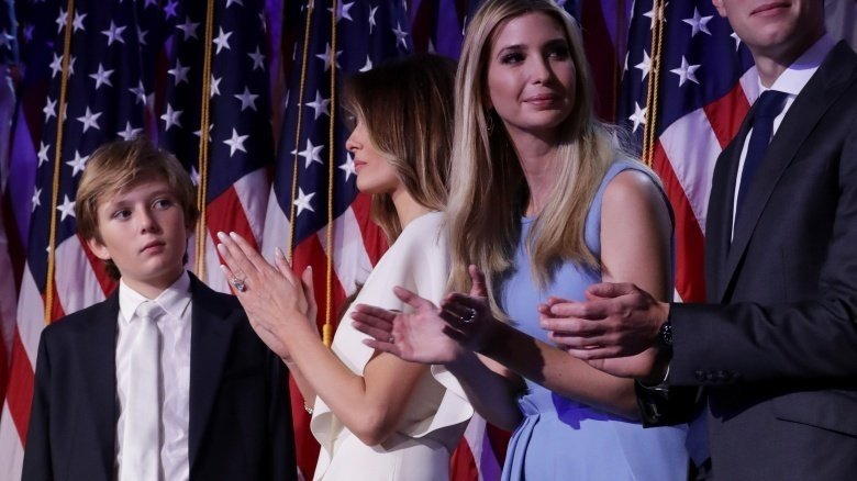 Things You Didn T Know About Barron Trump