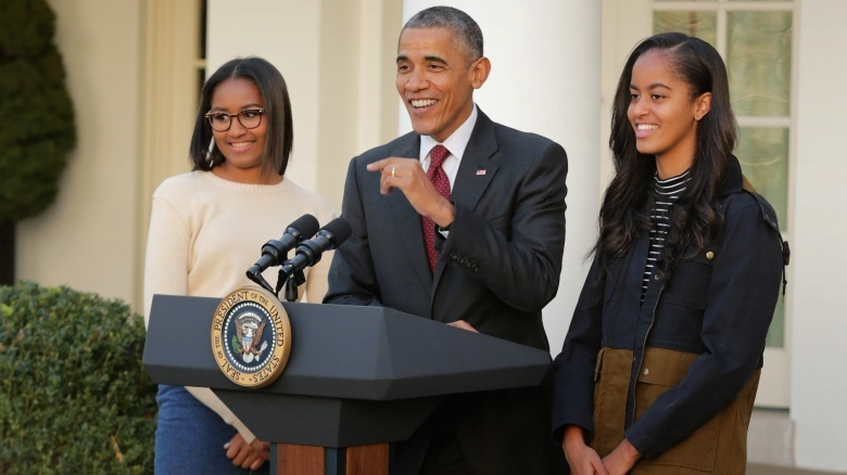 Things You Didn't Know About Malia And Sasha Obama