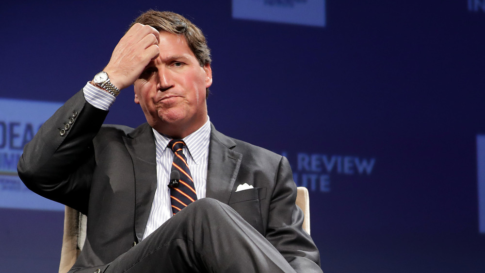 Tucker Carlson in Washington March 2019