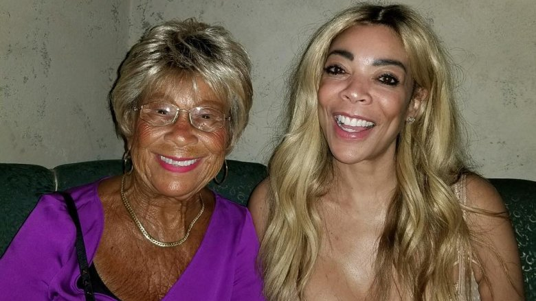 Wendy Williams and her mother