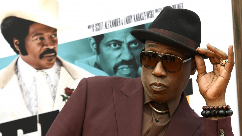 How rich did Wesley Snipes get from Blade?