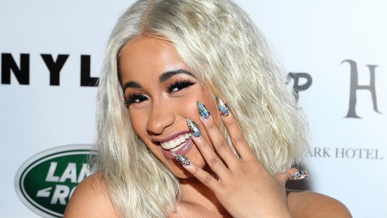 What Cardi B was like before the fame