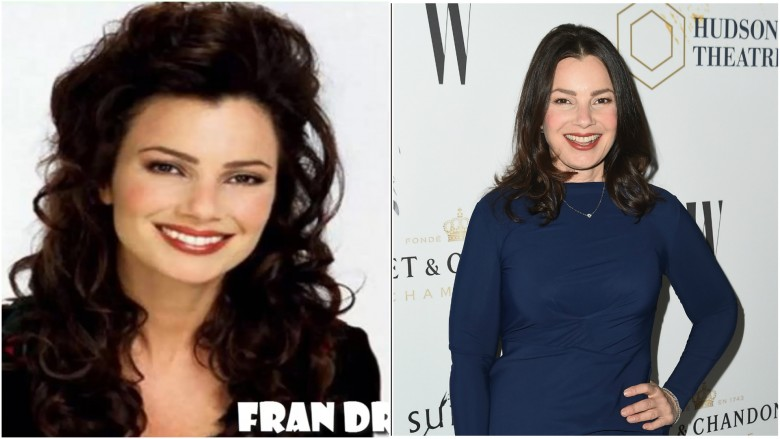 What The Cast Of The Nanny Looks Like Today