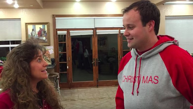 Michelle and Josh Duggar