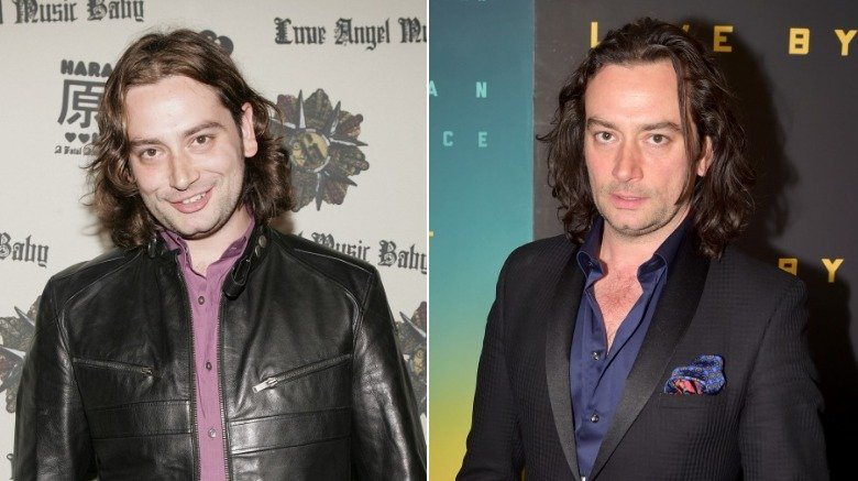 Constantine Maroulis then and now
