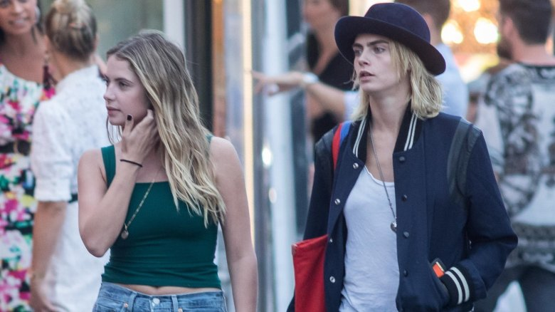 The Truth About Cara Delevingne Ashley Benson S Love