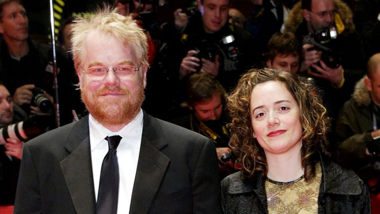 Philip Seymour Hoffman, Mimi O'Donnell