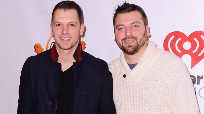 Chris and Albie Manzo