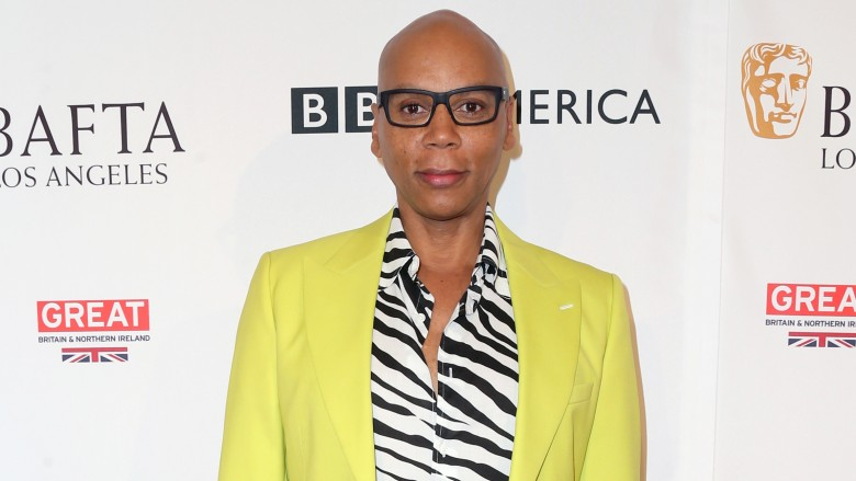 The story behind RuPaul's relationship