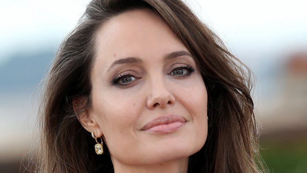 Why Angelina Jolie is suspicious about her divorce