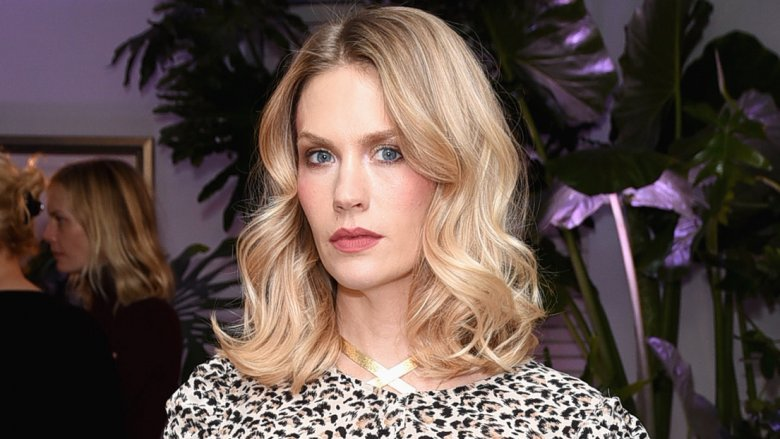 Why January Jones isn't the star Hollywood wanted January Jones Son Images