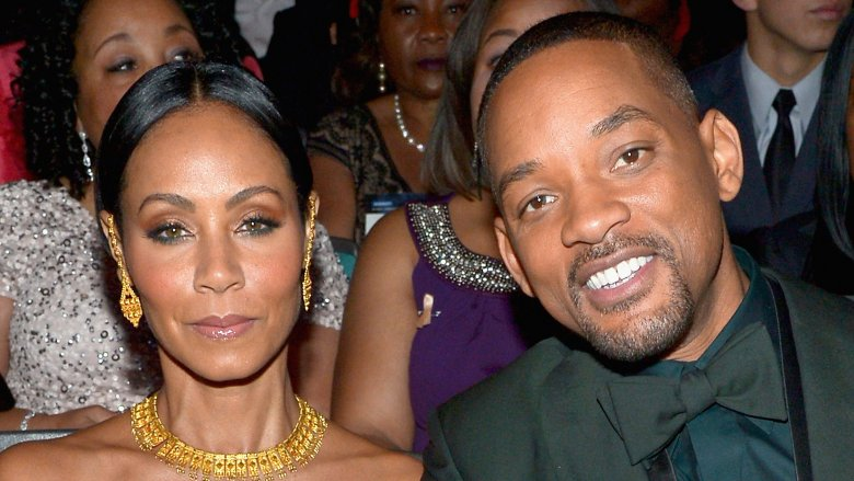 Will Smith and Jada Pinkett Smith have stopped calling each other husband and wife