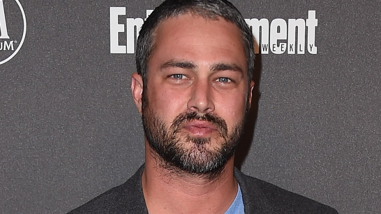 Taylor Kinney apparently has a new girlfriend