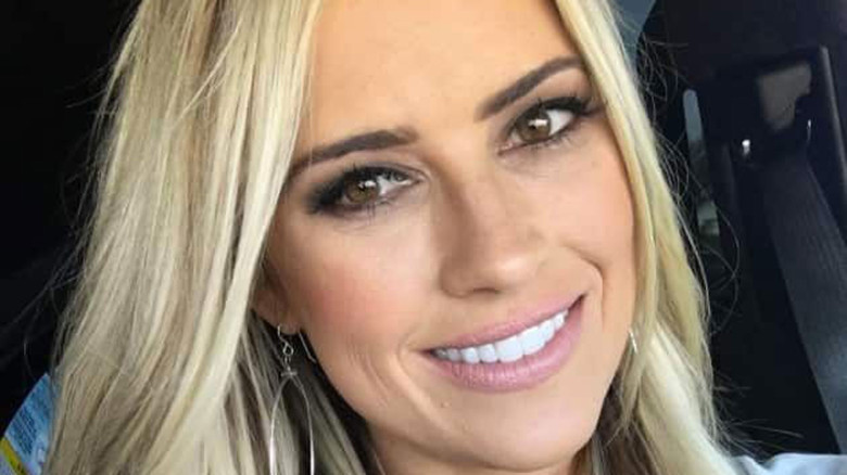 Flip or Flop star Christina El Moussa just married Ant Anstead her boyfriend of one year in a surprise wedding in December The union comes two years