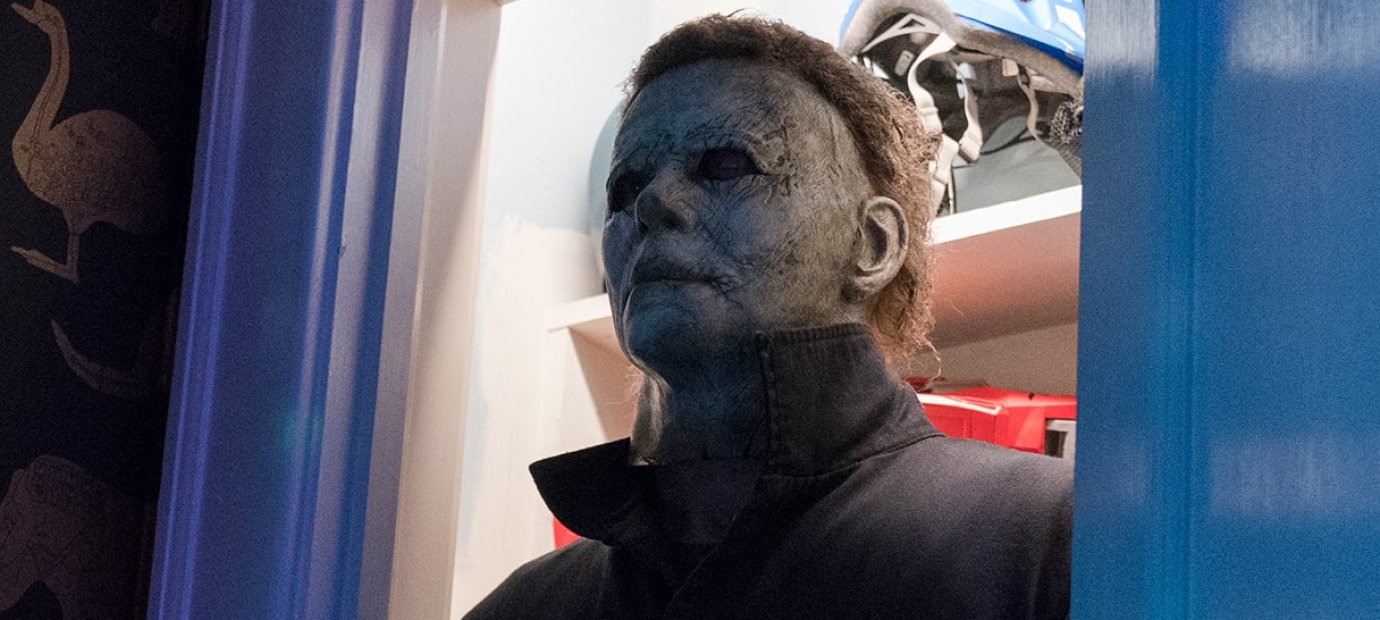 James Jude Courtney as Michael Myers