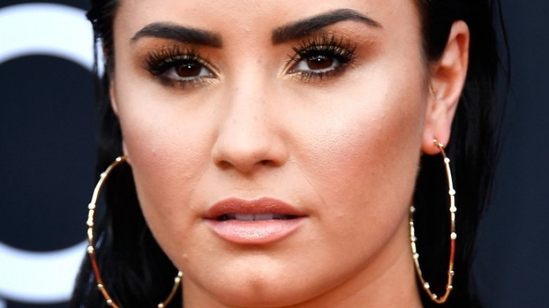 Demi Lovato hits back at fan who dissed her team following overdose