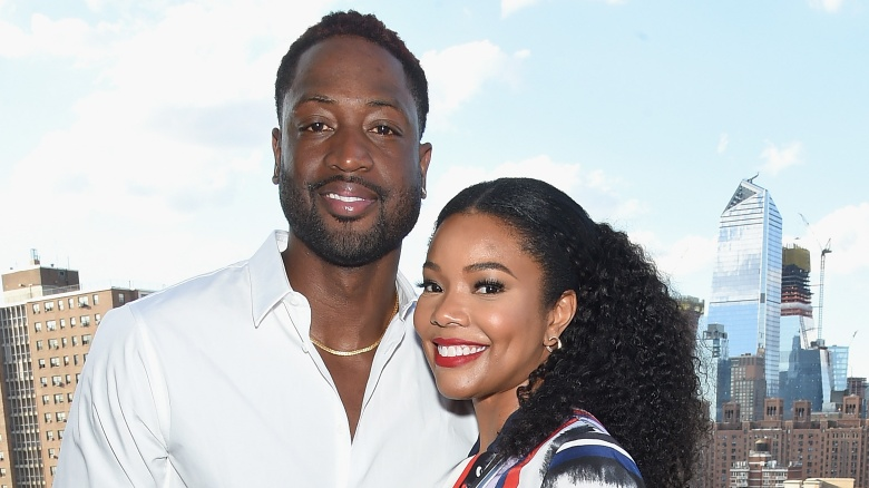 Gabrielle Union welcomes first child with Dwyane Wade