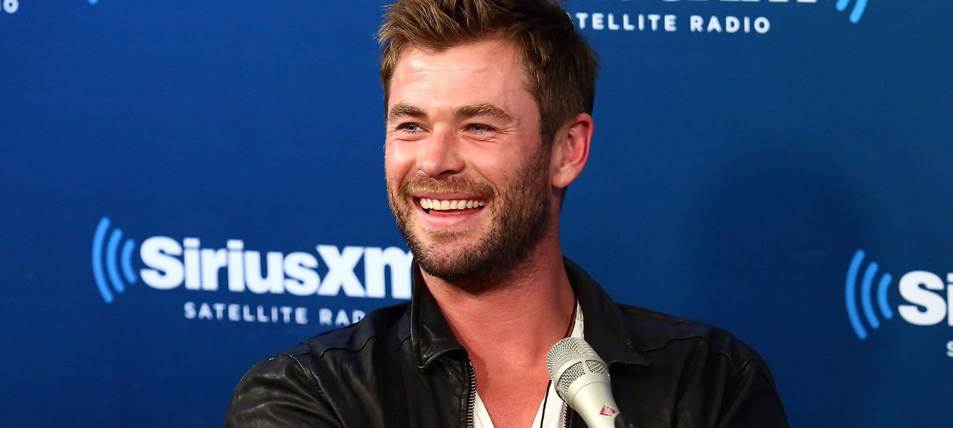 SiriusXM's 'EW Spotlight' With Chris Hemsworth And Taika Waititi