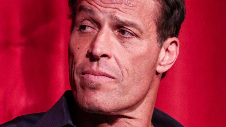 What's come out about the Tony Robbins scandal