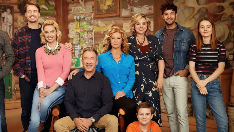 Last Man Standing 'fully expected' backlash after recasting Mandy