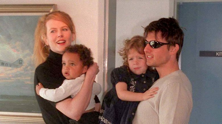 Nicole Kidman talks kids Bella and Connor Cruise's involvement in Scientology