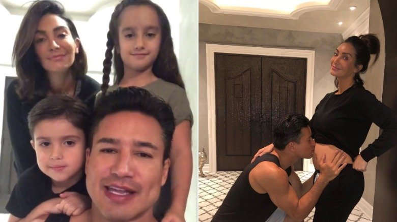 Mario Lopez, wife Courtney expecting third child together