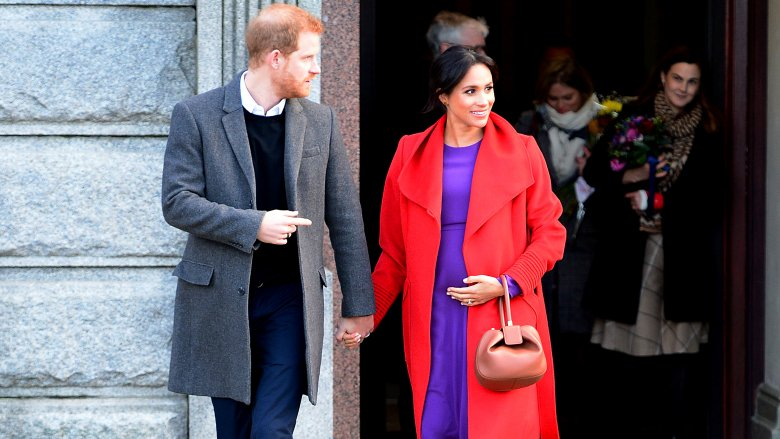 Meghan Markle reportedly reveals royal baby's due date