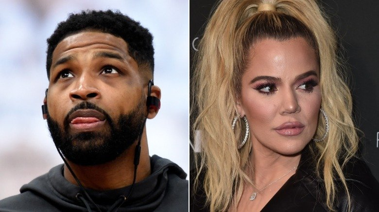 Tristan Thompson spotted with new woman a week after split with Khloe Kardashian