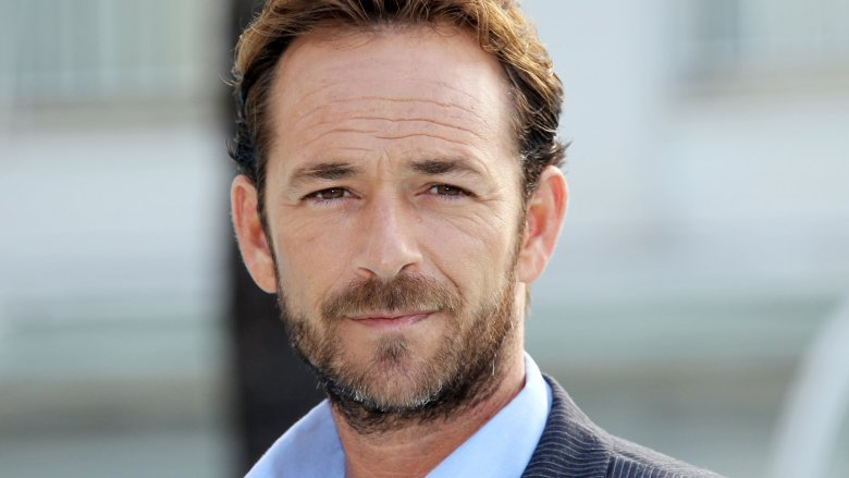 Luke Perry's daughter breaks silence on father's passing